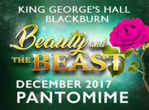 Beauty and The Beast - Blackburn King George's Hall Tickets
