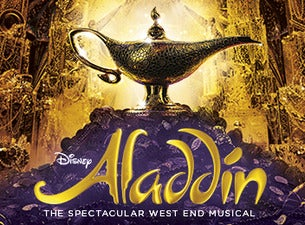 Disney presents Aladdin Tickets