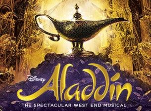 Disney presents AladdinTickets
