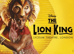 Disney's The Lion King (UK)