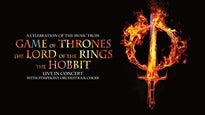 Music From Game of Thrones, Lord of the Rings and the Hobbit
