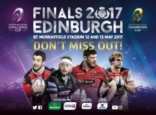 European Rugby Challenge Cup Final Tickets