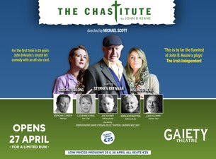 The Chastitute Tickets