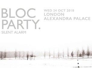 Bloc PartyTickets