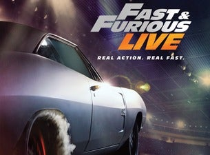 Fast & Furious Live Tickets