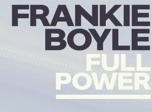 Frankie Boyle Live