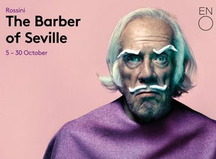 The Barber of Seville - English National Opera Tickets