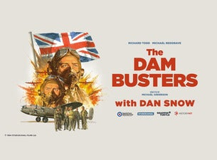 The Dam Busters with Dan Snow