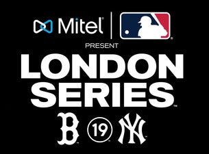 Mitel & MLB Present London Series