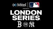 Mitel & MLB Present London Series 2019 - Saturday Ticket
