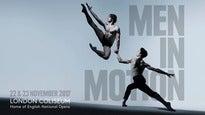 Men In MotionTickets