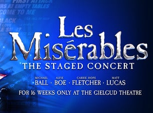 Les Miserables - The All-Star Staged Concert