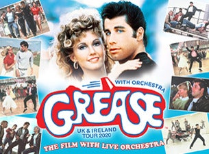 Grease The Film With Live Orchestra
