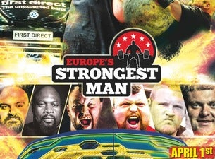 Europe's Strongest Man Tickets