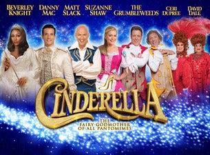 Cinderella Pantomime at Birmingham Hippodrome