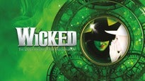Wicked UK Tour Tickets