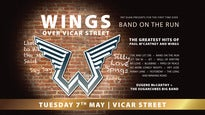 Wings Over Vicar Street: a Tribute To Paul McCartney and Wings