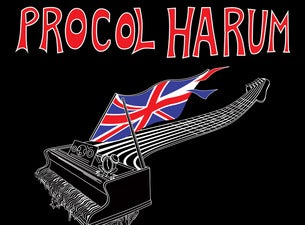 Procol Harum Tickets