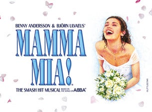 Mamma Mia! (Touring) Tickets