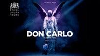 Don CarloTickets