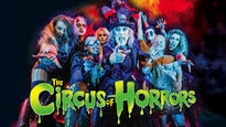 Circus of Horrors Tickets