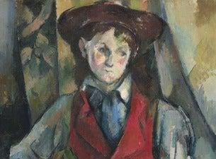 Cézanne Portraits – National Portrait Gallery