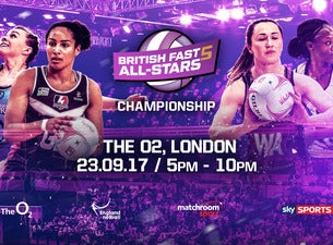 British Fast5 All-Stars Tickets