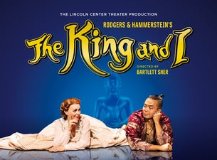 The King and I (Touring)