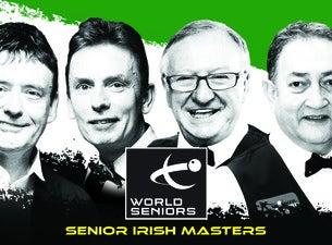 Senior Irish Masters Snooker ChampionshipTickets