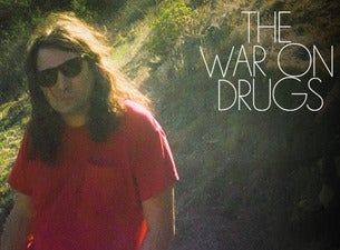 The War On Drugs Tickets