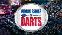 World Series of DartsTickets
