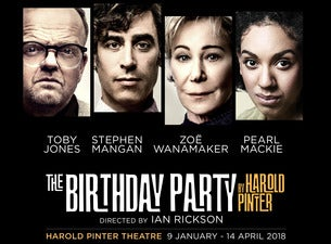 The Birthday Party Tickets