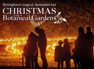 Christmas at the Botanical Gardens Tickets