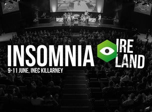 Insomnia Gaming Ireland Tickets