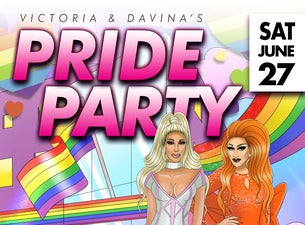 Victoria & Davina's Pride Party