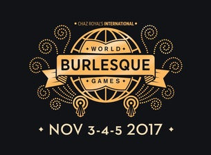 World Burlesque Games Tickets
