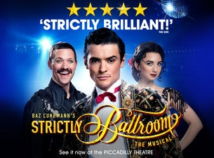 Strictly BallroomTickets