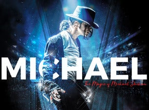 Michael starring Ben THE MAGIC OF MICHAEL JACKSON