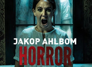Jakop Ahlbom Company - Horror Tickets