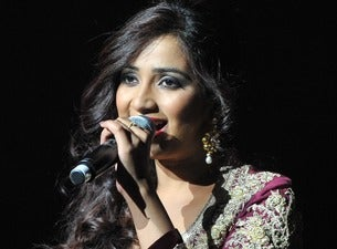 Shreya Ghoshal Tickets