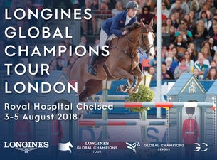Longines Global Champions Tour - London Tickets