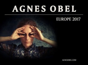 Agnes Obel Tickets