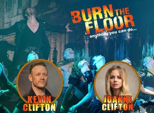 Burn the Floor