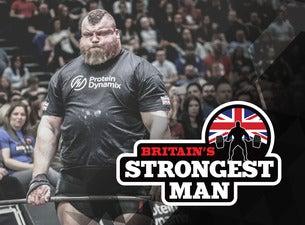 Britain's Strongest ManTickets