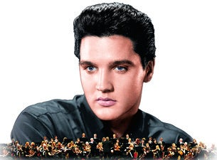 Elvis Presley - Live On Screen Tickets