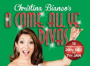 Christina Bianco Tickets