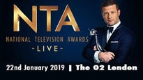 National Television AwardsTickets