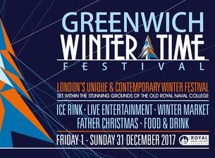 Greenwich Winter Time FestivalTickets