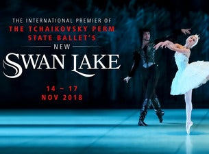 Swan Lake - Tchaikovsky Perm State Ballet