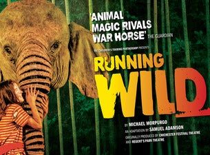Running Wild Tickets